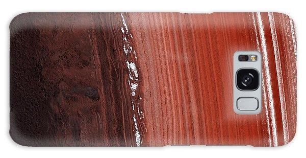 Chasm Galaxy Case - Martian Polar Scarp by Nasa/jpl/university Of Arizona/science Photo Library