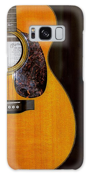 Eric Clapton Galaxy Case - Martin Guitar  by Bill Cannon