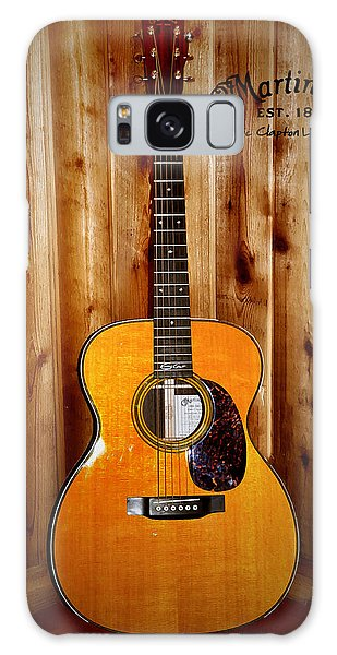 Martin Guitar - The Eric Clapton Limited Edition Galaxy Case