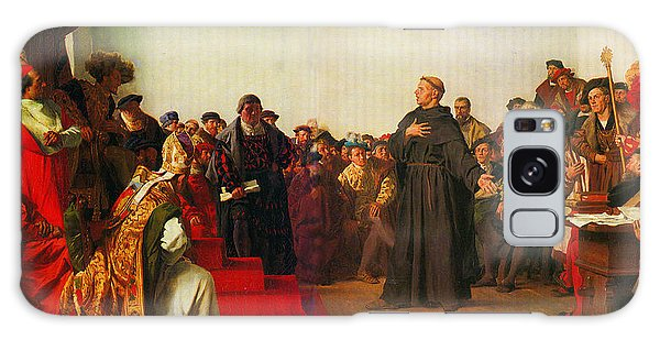 Martin Luther Before The Diet Of Worms Galaxy Case