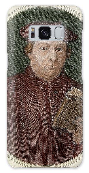 Martin Luther Galaxy Case - Martin Luther (eisleben, 1483 by Prisma Archivo