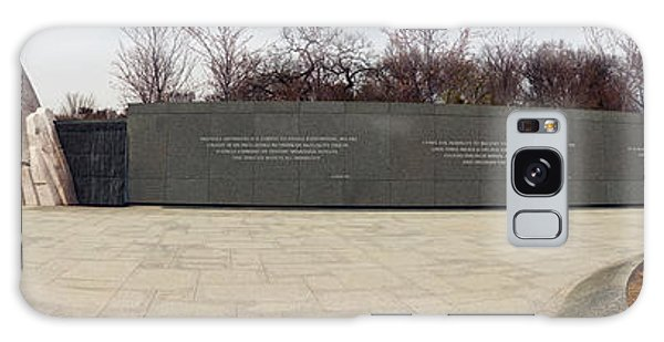 Martin Luther Galaxy Case - Martin Luther King Jr. Memorial At West by Panoramic Images