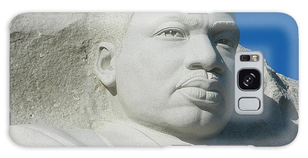 Martin Luther King Jr Memorial Galaxy Case by Emmy Marie Vickers