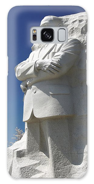 Martin Luther Galaxy Case - Martin Luther King Jr. Memorial by Mike McGlothlen