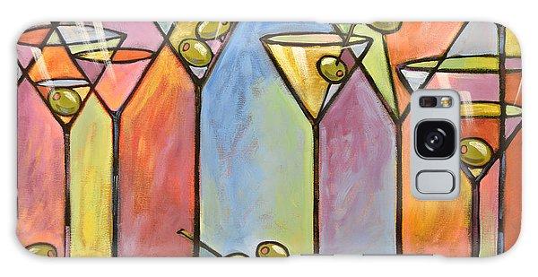 Martini Bar ... Abstract Alcohol Art Galaxy Case