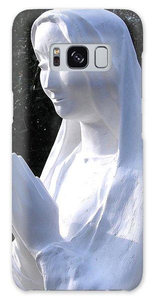 Mary Praying 2009 Galaxy Case