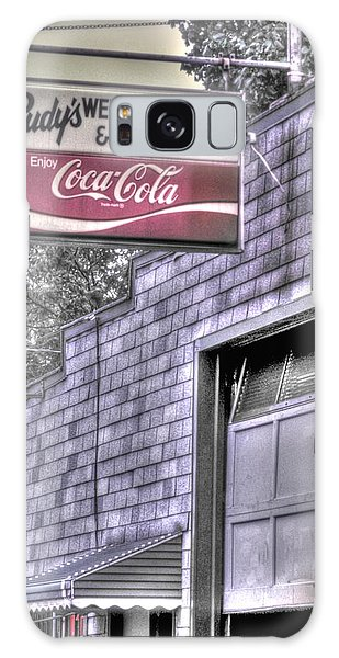 Maryland Country Roads - Some Things Just Go Together No. 1 - Rudys Welding And Cold Beer Galaxy Case