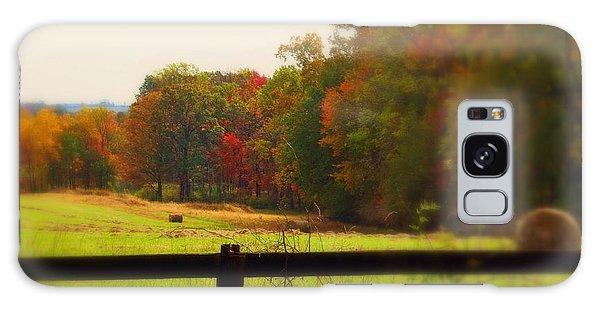 Maryland Countryside Galaxy Case by Patti Whitten