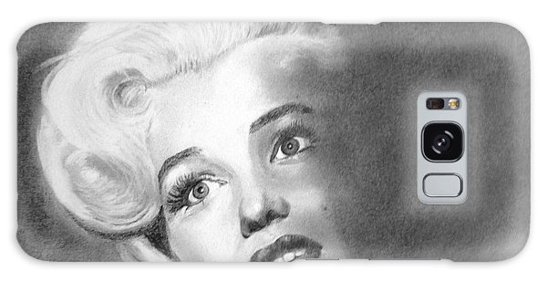Marilyn- In The Shadows Galaxy Case