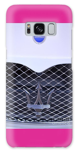 Maserati Emblems Galaxy Case