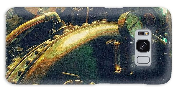 Steampunk Galaxy Case - #mashines ... #steamengine #engine by Alexandra Cook