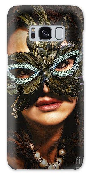 Mask  No. 2  ... Galaxy Case