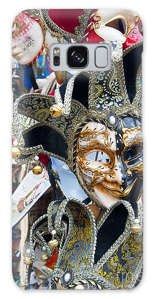 Masks With Attitude Galaxy Case