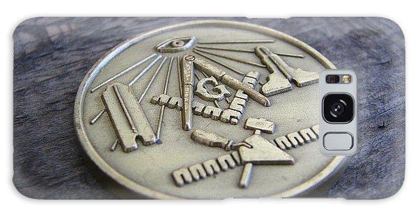 Masonic Medal Galaxy Case
