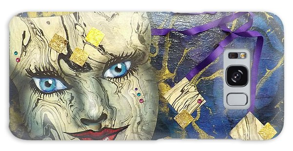 Masquerade Blues Galaxy Case