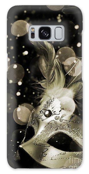 Masquerade Galaxy Case