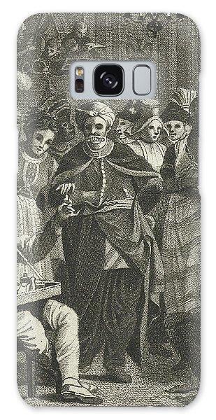 Jazz Galaxy Case - Masquerade, Lambertus Antonius Claessens by Lambertus Antonius Claessens