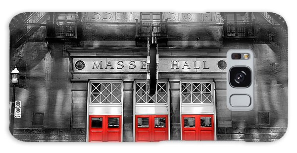 Massey Hall 1 Galaxy Case