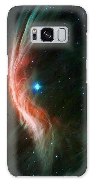 Massive Star Makes Waves Galaxy Case