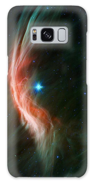 Massive Star Makes Waves Galaxy Case