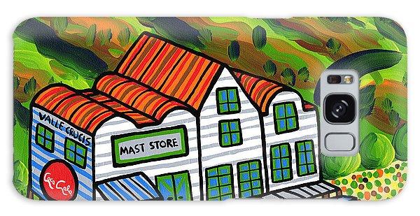 Mast Store Valle Crucis North Carolina Galaxy Case