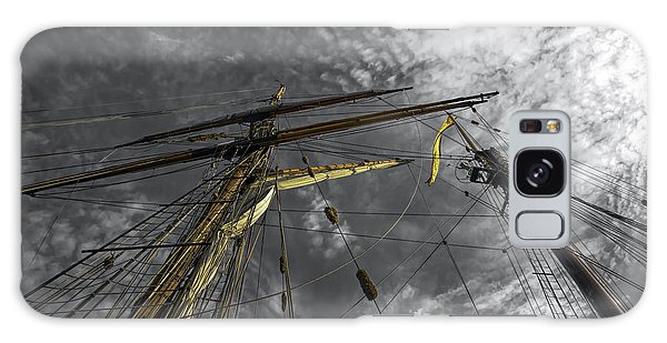 Masts And Rigging Galaxy Case