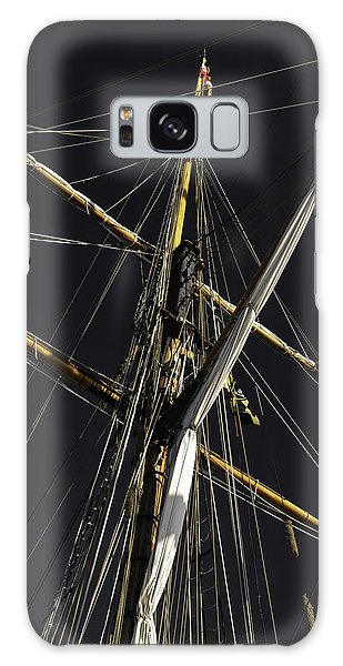 Masts Galaxy Case