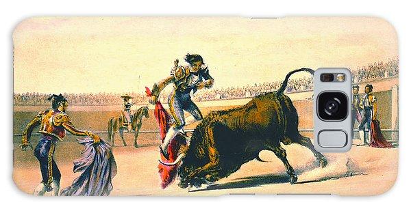 Matador 1860 Galaxy Case by Padre Art
