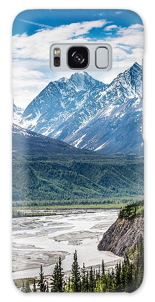 Matanuska River  Galaxy Case