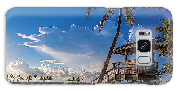 Matheson Hammock Park Atoll Galaxy Case by Andres Leon