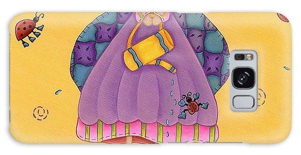 Matilda Galaxy Case by Tracy Campbell