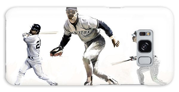 Mattingly Don Mattingly Galaxy Case by Iconic Images Art Gallery David Pucciarelli