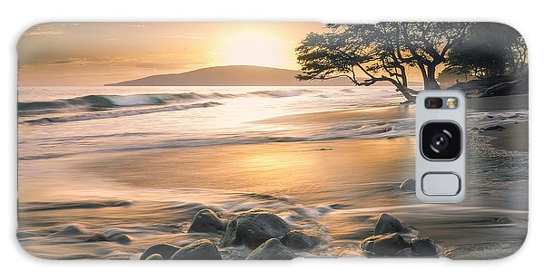 Maui Free Flowing Galaxy Case by Hawaii  Fine Art Photography