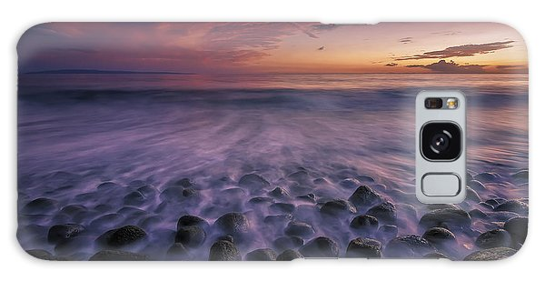 Maui Glow Galaxy Case by Hawaii  Fine Art Photography