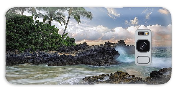 Maui Moments  Galaxy Case by Hawaii  Fine Art Photography