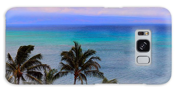 Maui Panorama Galaxy Case