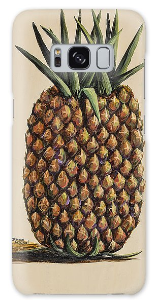 Maui Pineapple 3 Galaxy Case