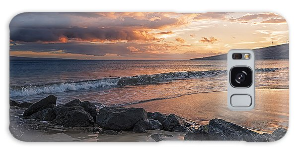 Maui Sunbathe Galaxy Case by Hawaii  Fine Art Photography