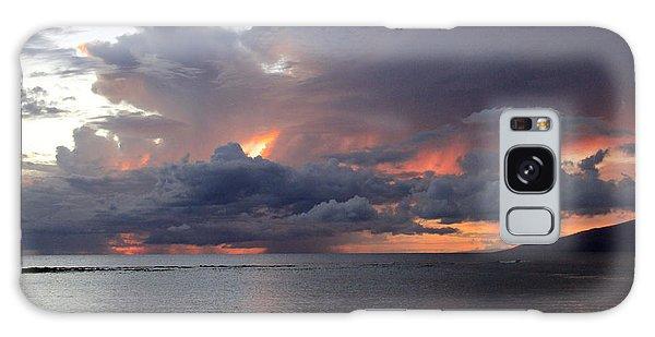 Maui Sunset Galaxy Case