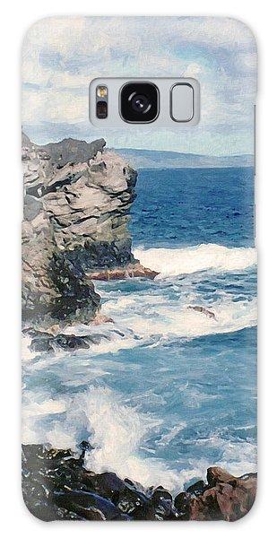 Maui Surf Galaxy Case