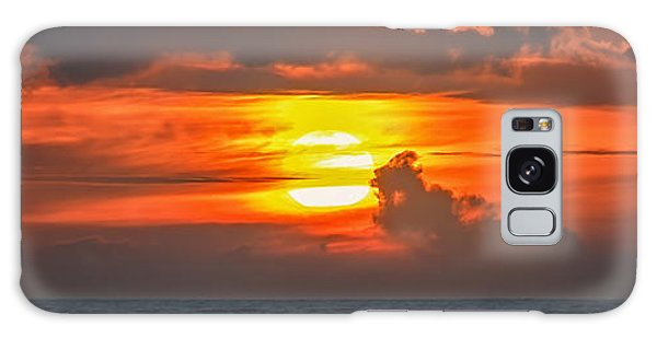 Maui's Sun Galaxy Case by Hawaii  Fine Art Photography