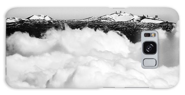 Mauna Kea Galaxy Case by Denise Bird