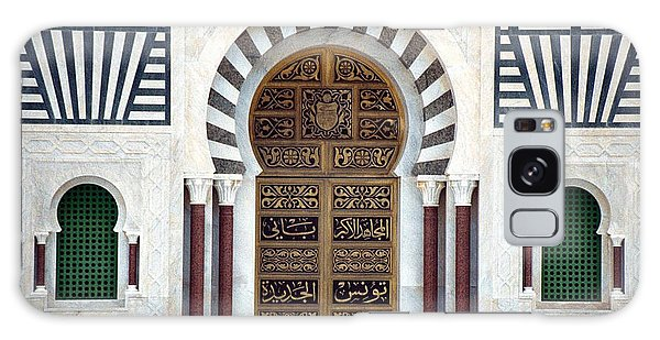 Mausoleum Doors Galaxy Case