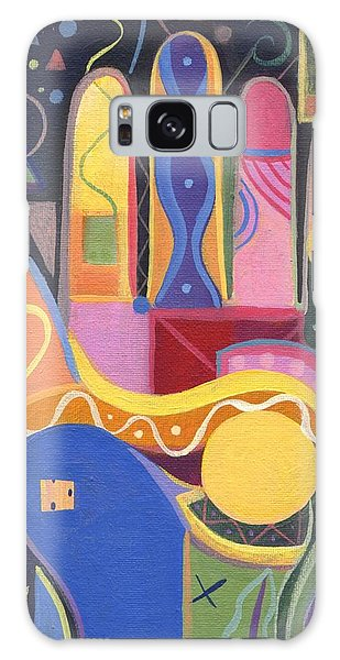 May Creativity Be A Blessing Galaxy Case