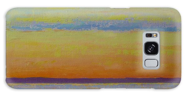May Sunset Galaxy Case by Gail Kent