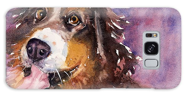 May The Mountain Dog Galaxy Case