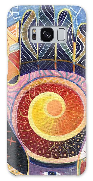 May You Always Find Your Way Galaxy Case