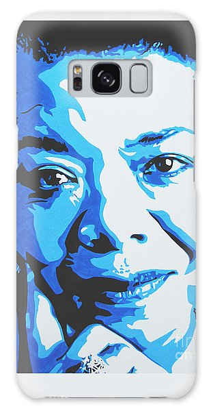 Maya Angelou Galaxy Case