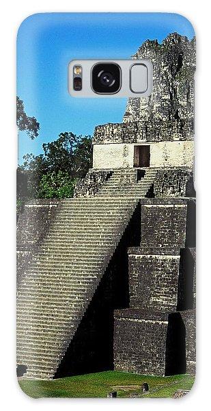 Mayan Ruins - Tikal Guatemala Galaxy Case