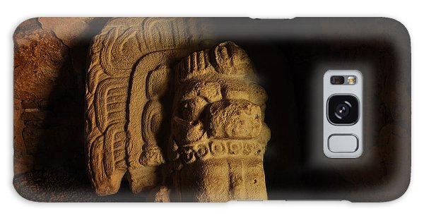 Mayan Tomb Galaxy Case
